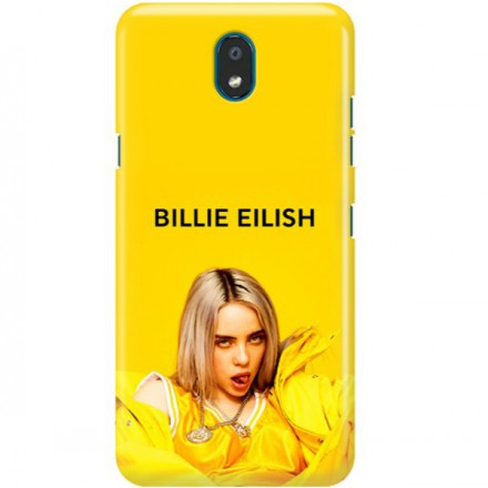 ETUI CLEAR NA TELEFON LG K30 2019 BILLIE EILISH 3