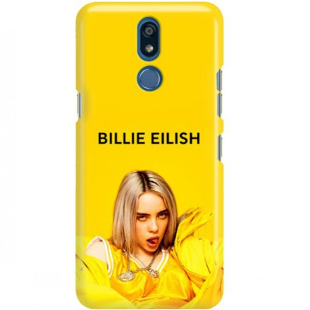 ETUI CLEAR NA TELEFON LG K40 BILLIE EILISH 3