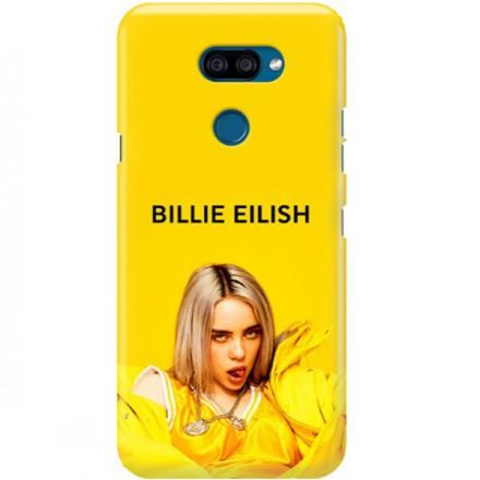ETUI CLEAR NA TELEFON LG K40S BILLIE EILISH 3