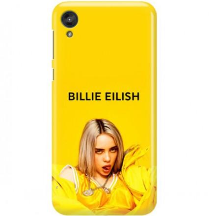 ETUI CLEAR NA TELEFON MOTOROLA MOTO E6 PLUS BILLIE EILISH 3
