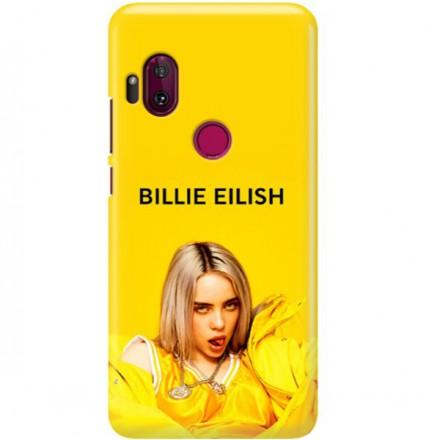 ETUI CLEAR NA TELEFON MOTOROLA ONE HYPER BILLIE EILISH 3