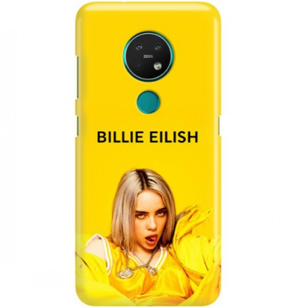 ETUI CLEAR NA TELEFON NOKIA 6.2 / 7.2 BILLIE EILISH 3