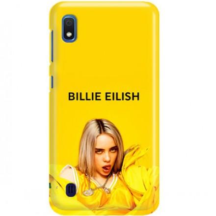 ETUI CLEAR NA TELEFON SAMSUNG GALAXY A10E BILLIE EILISH 3