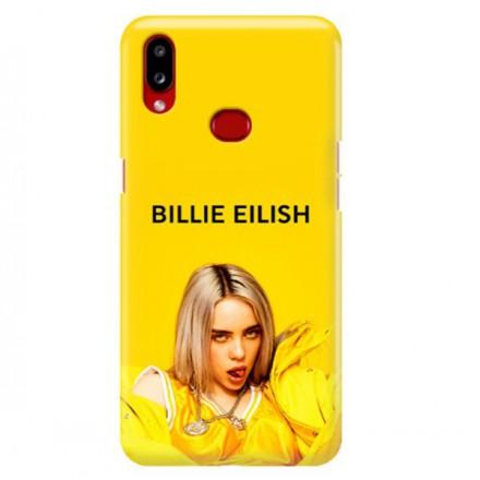 ETUI CLEAR NA TELEFON SAMSUNG GALAXY A10S BILLIE EILISH 3