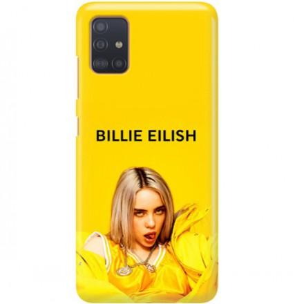 ETUI CLEAR NA TELEFON SAMSUNG GALAXY A51 BILLIE EILISH 3