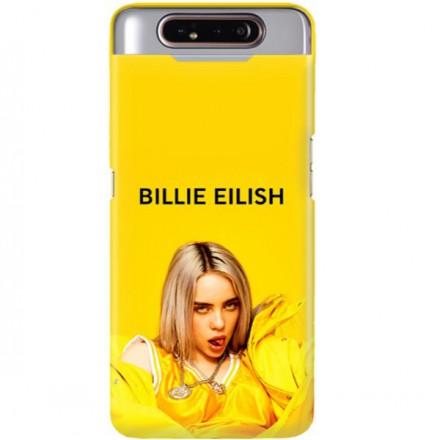 ETUI CLEAR NA TELEFON SAMSUNG GALAXY A90 BILLIE EILISH 3