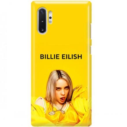 ETUI CLEAR NA TELEFON SAMSUNG GALAXY NOTE 10 PLUS BILLIE EILISH 3