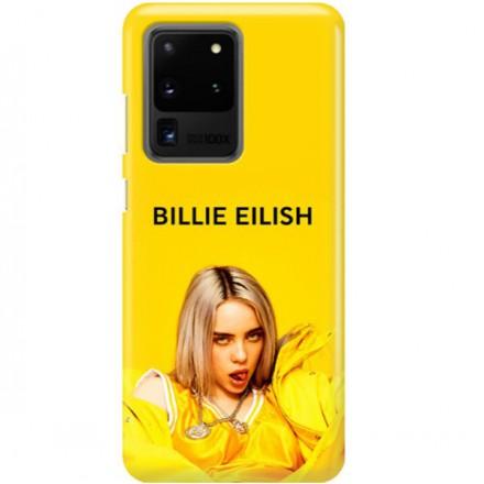 ETUI CLEAR NA TELEFON SAMSUNG GALAXY S11 PLUS / S20 ULTRA BILLIE EILISH 3