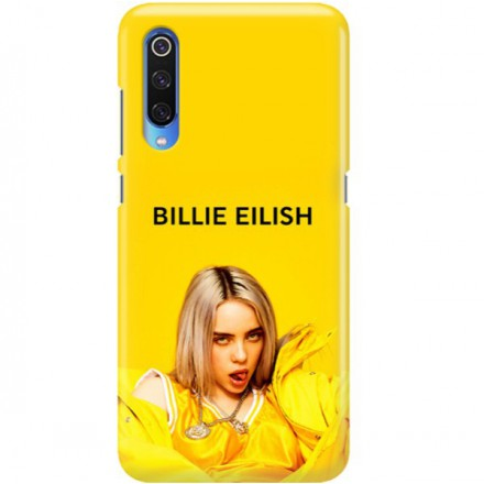 ETUI CLEAR NA TELEFON XIAOMI MI9 BILLIE EILISH 3