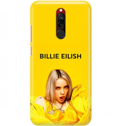 ETUI CLEAR NA TELEFON XIAOMI REDMI 8 BILLIE EILISH 3