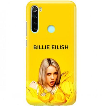 ETUI CLEAR NA TELEFON XIAOMI REDMI NOTE 8 BILLIE EILISH 3