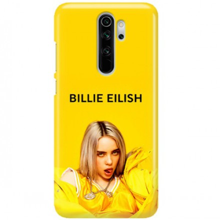 ETUI CLEAR NA TELEFON XIAOMI REDMI NOTE 8 PRO BILLIE EILISH 3