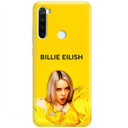 ETUI CLEAR NA TELEFON XIAOMI REDMI NOTE 8T BILLIE EILISH 3