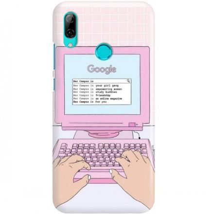 ETUI CLEAR NA TELEFON HUAWEI P SMART Z / HONOR 9X COMPUTER
