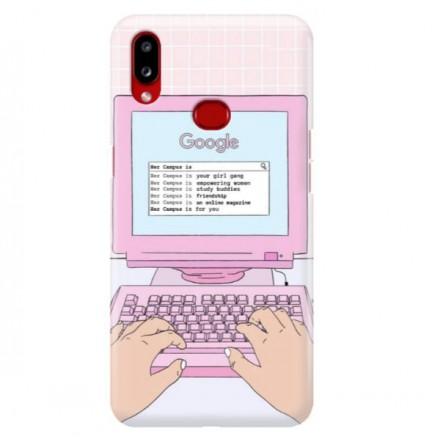 ETUI CLEAR NA TELEFON SAMSUNG GALAXY A10S COMPUTER