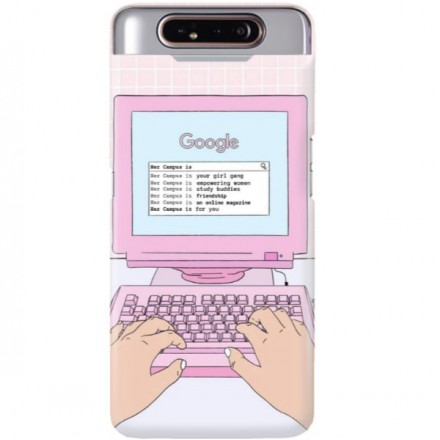 ETUI CLEAR NA TELEFON SAMSUNG GALAXY A90 COMPUTER