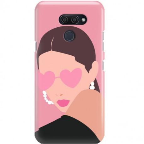 ETUI CLEAR NA TELEFON LG K50 / Q60 DUA LIPA
