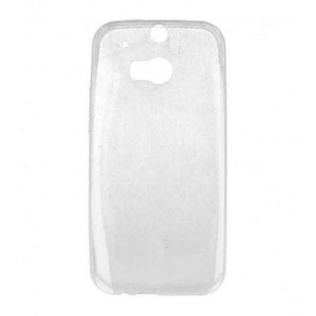 ETUI CLEAR NA TELEFON HTC ONE M8 M8S TRANSPARENTNY