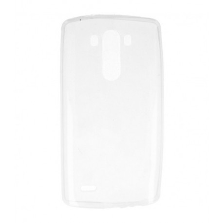 ETUI CLEAR NA TELEFON LG G3 TRANSPARENTNY