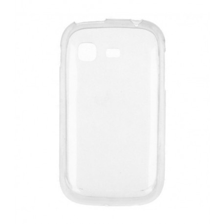 ETUI CLEAR NA TELEFON SAMSUNG GALAXY POCKET TRANSPARENTNY