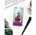 Etui na telefon Xiaomi Redmi Note 5A Prime Kosmiczny Lis