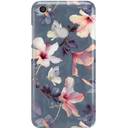 Etui na telefon Xiaomi Redmi Note 5A Prime Kwiatowy Ogród