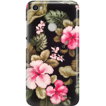 Etui na telefon Xiaomi Redmi Note 5A Prime Kwiatowy Raj