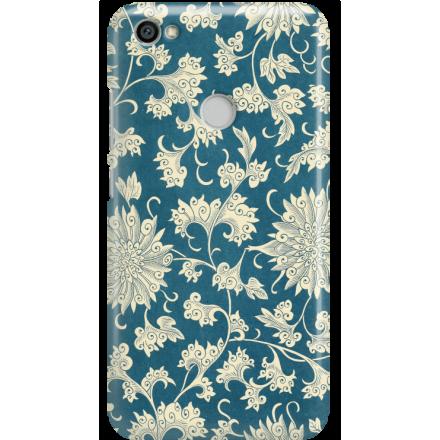 Etui na telefon Xiaomi Redmi Note 5A Prime Kwiaty Ornamenty