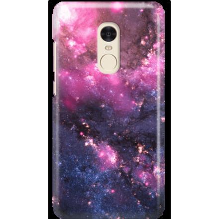 Etui na telefon Xiaomi Redmi Note 4X Galaktyka