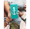 Etui na telefon Xiaomi Redmi Note 4X Kotwica