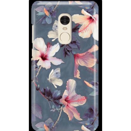 Etui na telefon Xiaomi Redmi Note 4X Kwiatowy Ogród