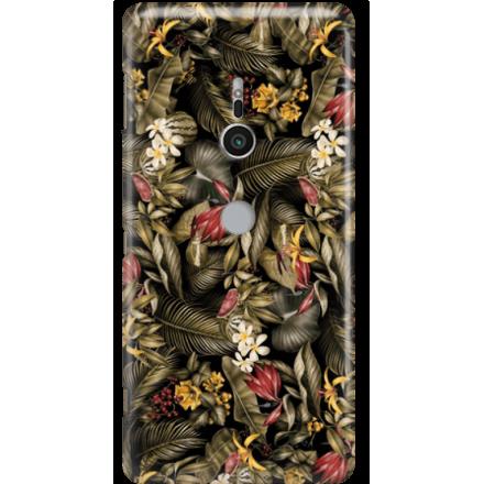 Etui na telefon Sony Xperia XZ2 Egzotyczne Rośliny