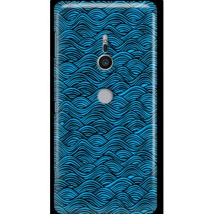 Etui na telefon Sony Xperia XZ2 Falujące Morze