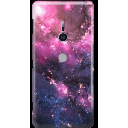 Etui na telefon Sony Xperia XZ2 Galaktyka