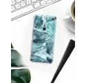 Etui na telefon Sony Xperia XZ2 Lazurowe Fale