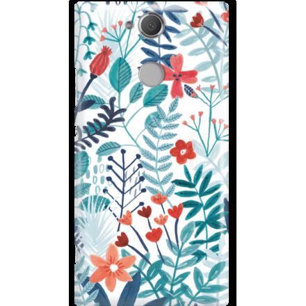 Etui na telefon Sony Xperia XA2 Bajkowa Łąka