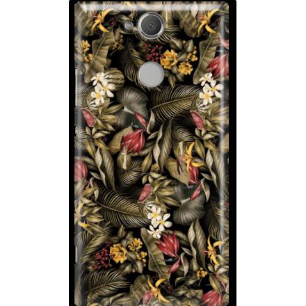 Etui na telefon Sony Xperia XA2 Egzotyczne Rośliny