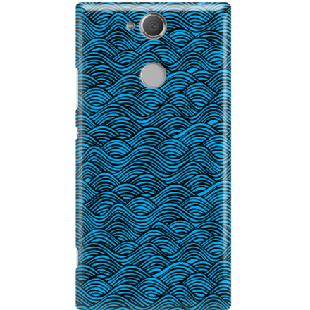 Etui na telefon Sony Xperia XA2 Falujące Morze