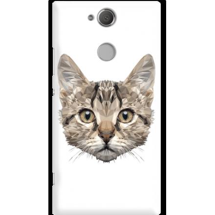 Etui na telefon Sony Xperia XA2 Kot Geometryczny