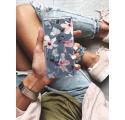 Etui na telefon Sony Xperia XA2 Kwiatowy Ogród