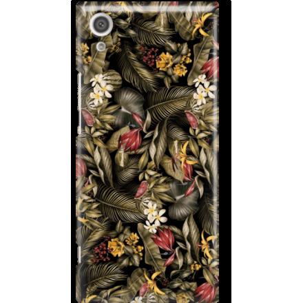 Etui na telefon Sony Xperia XA1 Egzotyczne Rośliny