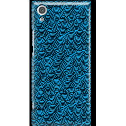 Etui na telefon Sony Xperia XA1 Falujące Morze