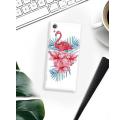 Etui na telefon Sony Xperia XA1 Król Flaming