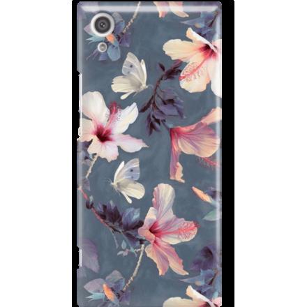 Etui na telefon Sony Xperia XA1 Kwiatowy Ogród