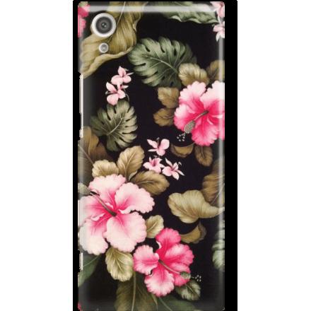 Etui na telefon Sony Xperia XA1 Kwiatowy Raj