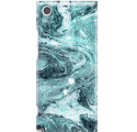 Etui na telefon Sony Xperia XA1 Lazurowe Fale