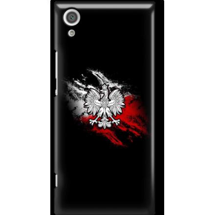 Etui na telefon Sony Xperia XA1 Patriotyczne Barwy Orzeł