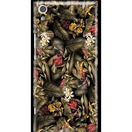 Etui na telefon Sony Xperia XA1 Ultra Egzotyczne Rośliny