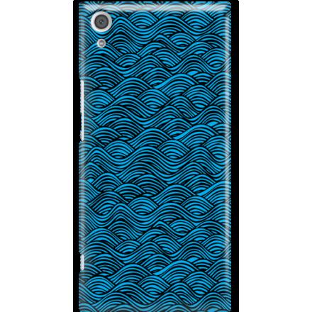 Etui na telefon Sony Xperia XA1 Ultra Falujące Morze