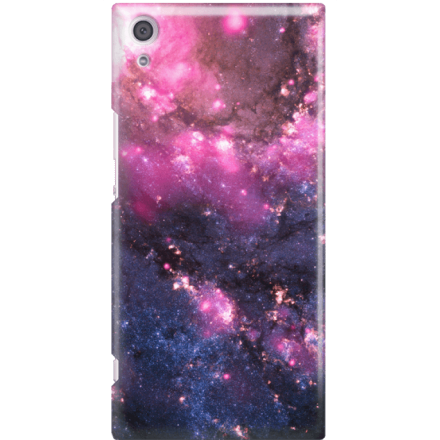 Etui na telefon Sony Xperia XA1 Ultra Galaktyka